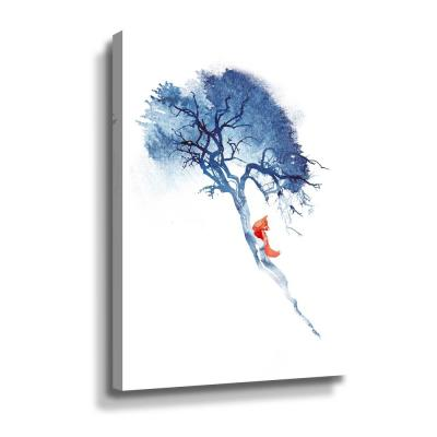 'There's no way' by  Robert Farkas Canvas Wall Art