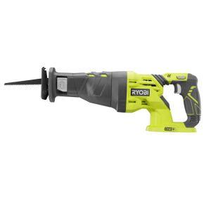 RYOBI 18-Volt ONE+ Cordless Reciprocating Saw (Tool-Only)