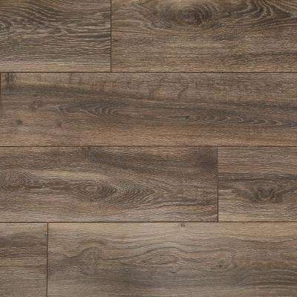Take Home Sample - Water Resistant EIR Centennial Oak 8 mm Laminate Flooring - 5 in. x 7 in.