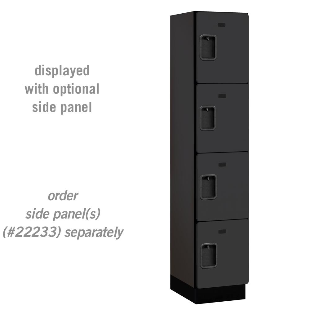 24000 Series 4 Tier 18 in. D Compartments Extra Wide Designer