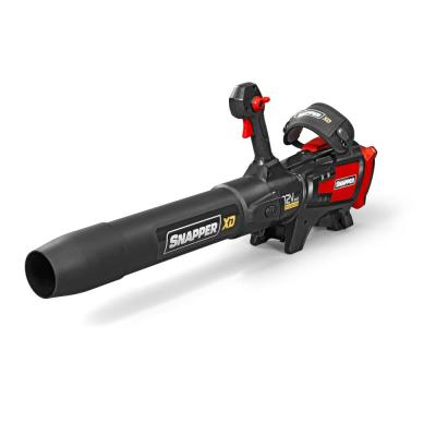 XD PowerGrip Max 140 MPH, Max 700 CFM 82-Volt Lithium-Ion Cordless Leaf Blower Kit, Battery and Charger Included