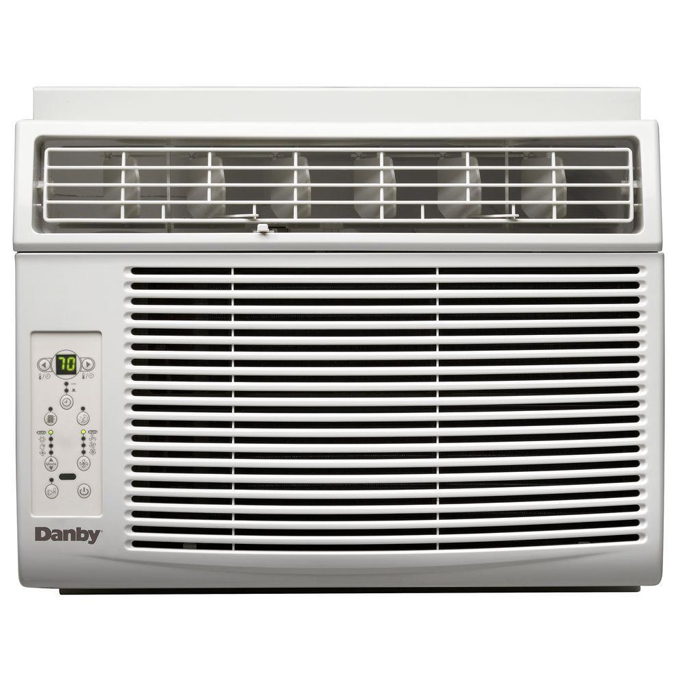Danby 6,000 BTU Window Air Conditioner with Remote