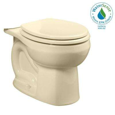 Colony Universal 1.28 or 1.6 GPF Round Front Toilet Bowl Only in Bone