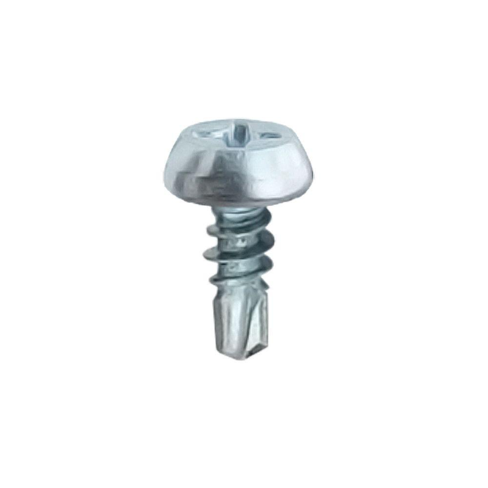 Constructor #6 x 7/16 in. Zinc-Plated Bugle-Head Self-Drilling Drywall Screw (1 lb.-Pack)