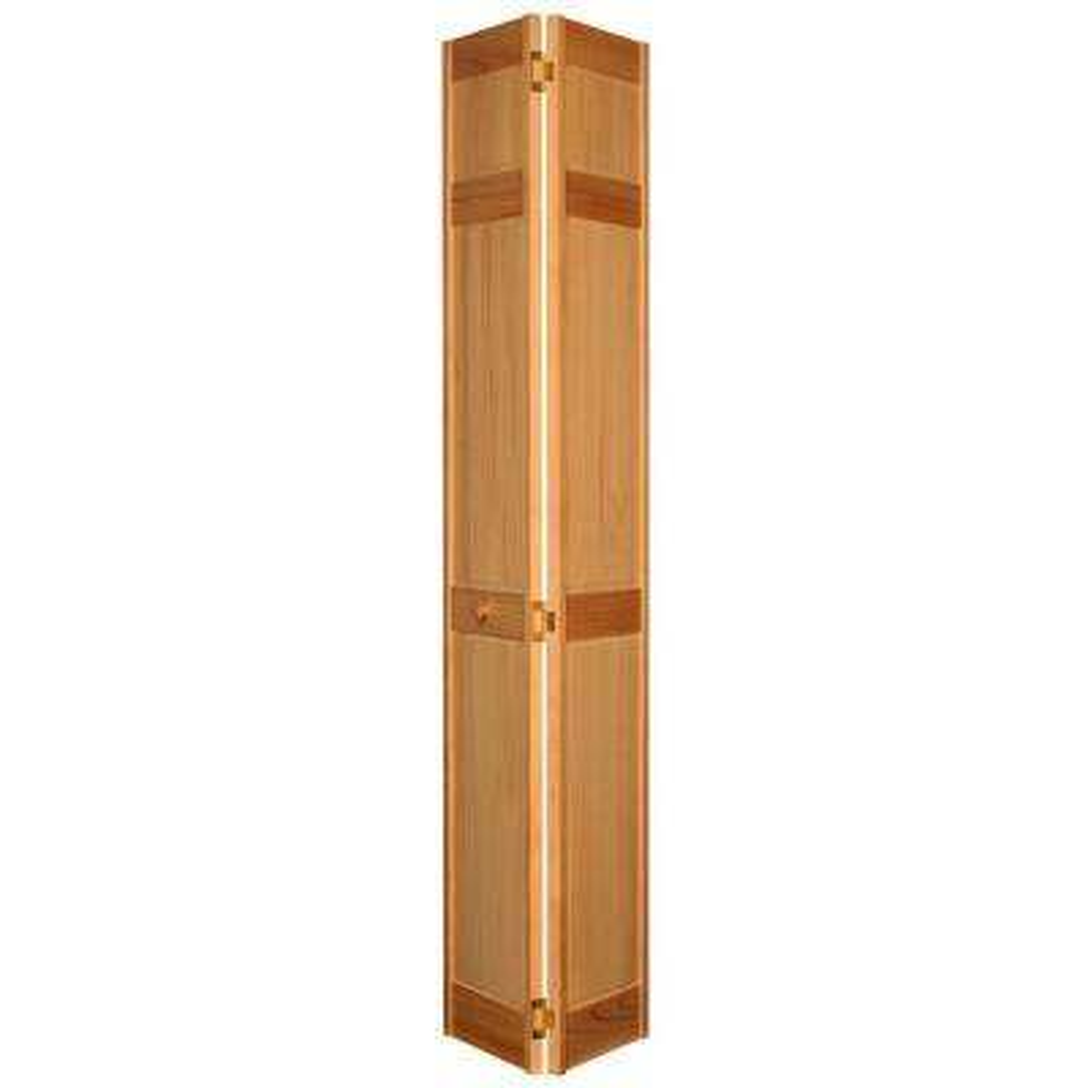 6-Panel Composite Bifold Door