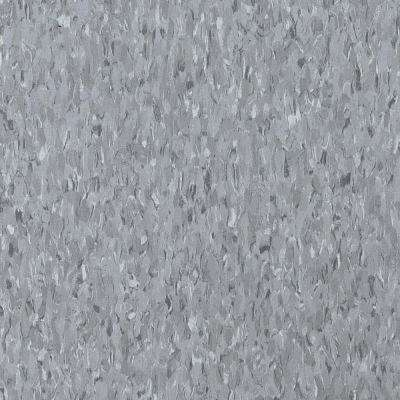 Take Home Sample - Imperial Texture VCT Blue/Gray Standard Excelon Vinyl Tile - 6 in. x 6 in.
