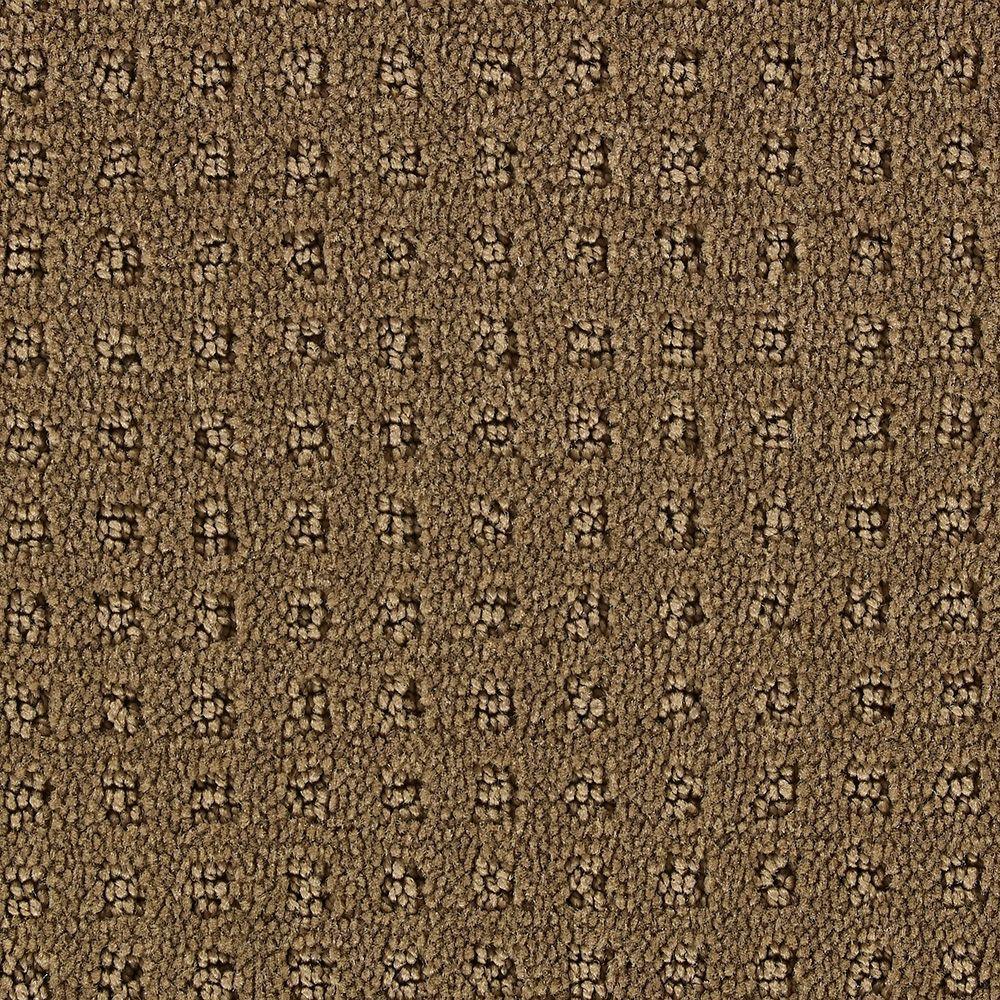 Martha Stewart Living Springwood Monks Cloth - 6 in. x 9 in. Take Home Carpet Sample