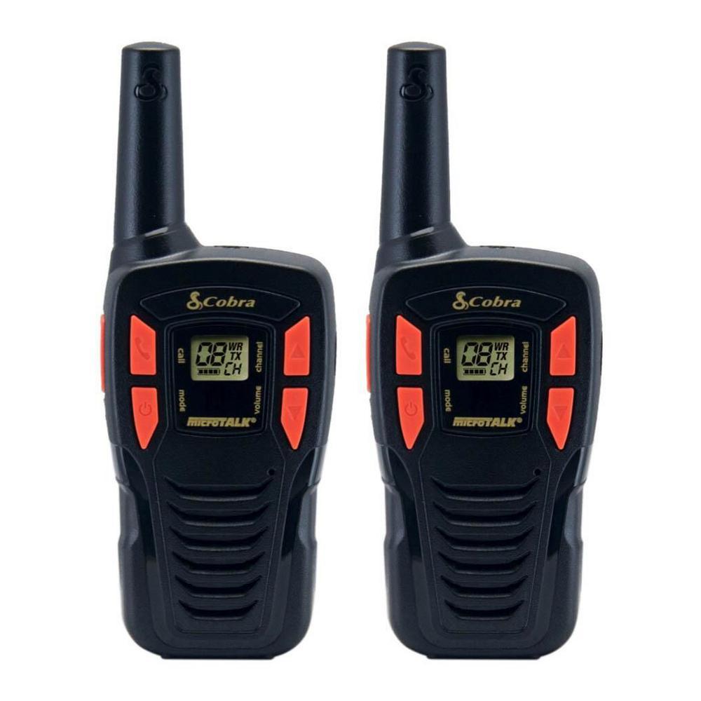 Cobra 16-Mile Range 2-Way Radio Value Pack by Cobra