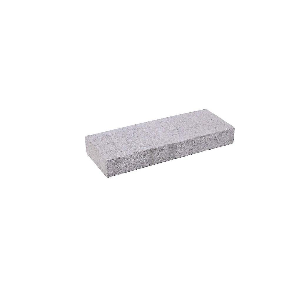 Angelus Block 16 in. x 6 in. x 2 in. Concrete Top Cap