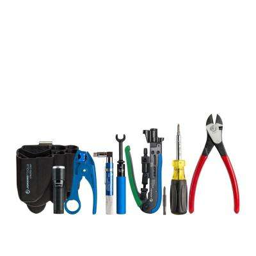 Coax Tool Kit Universal