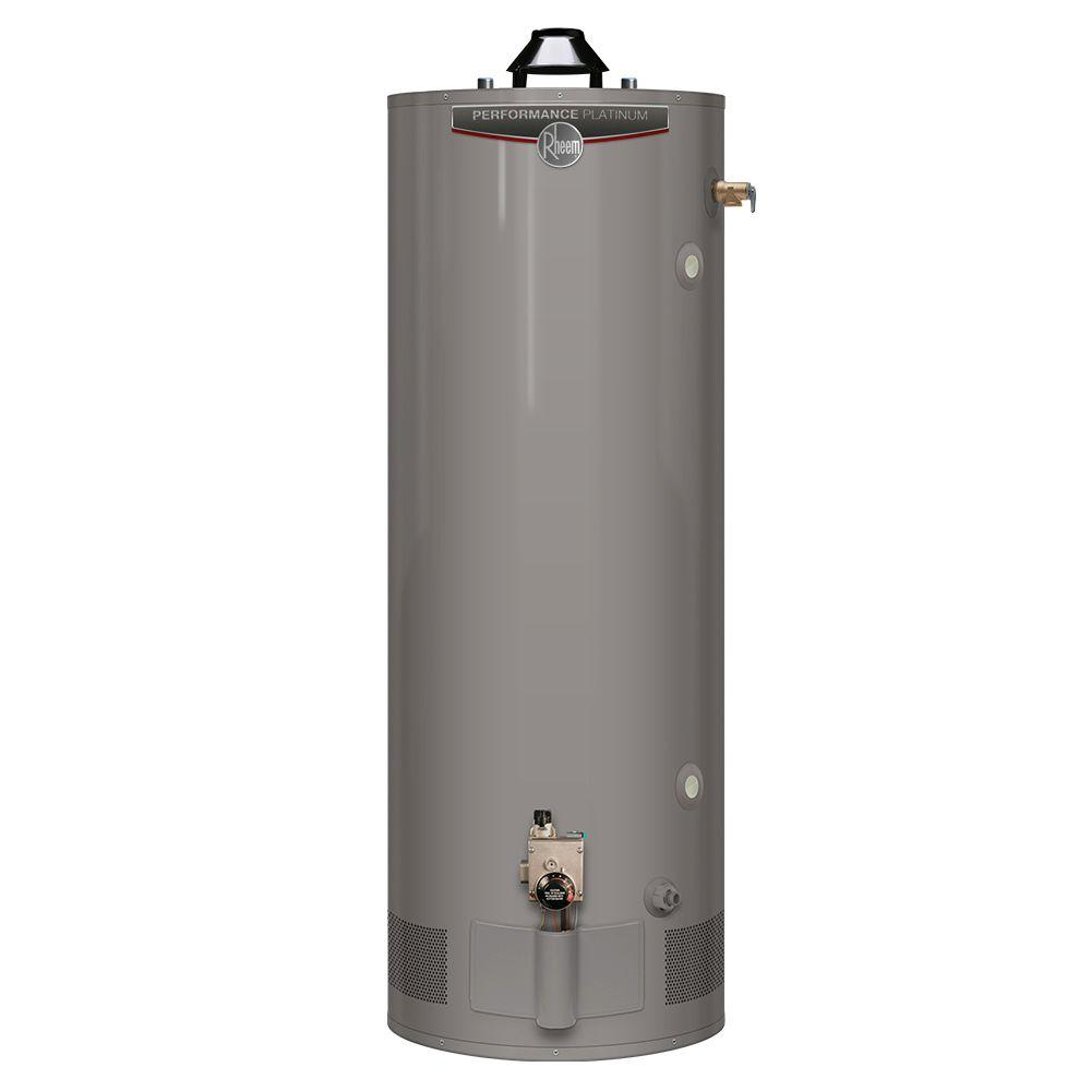 Rheem Performance Platinum 75 Gal. Tall 12 Year 76,000 BTU Natural Gas Tank Water Heater