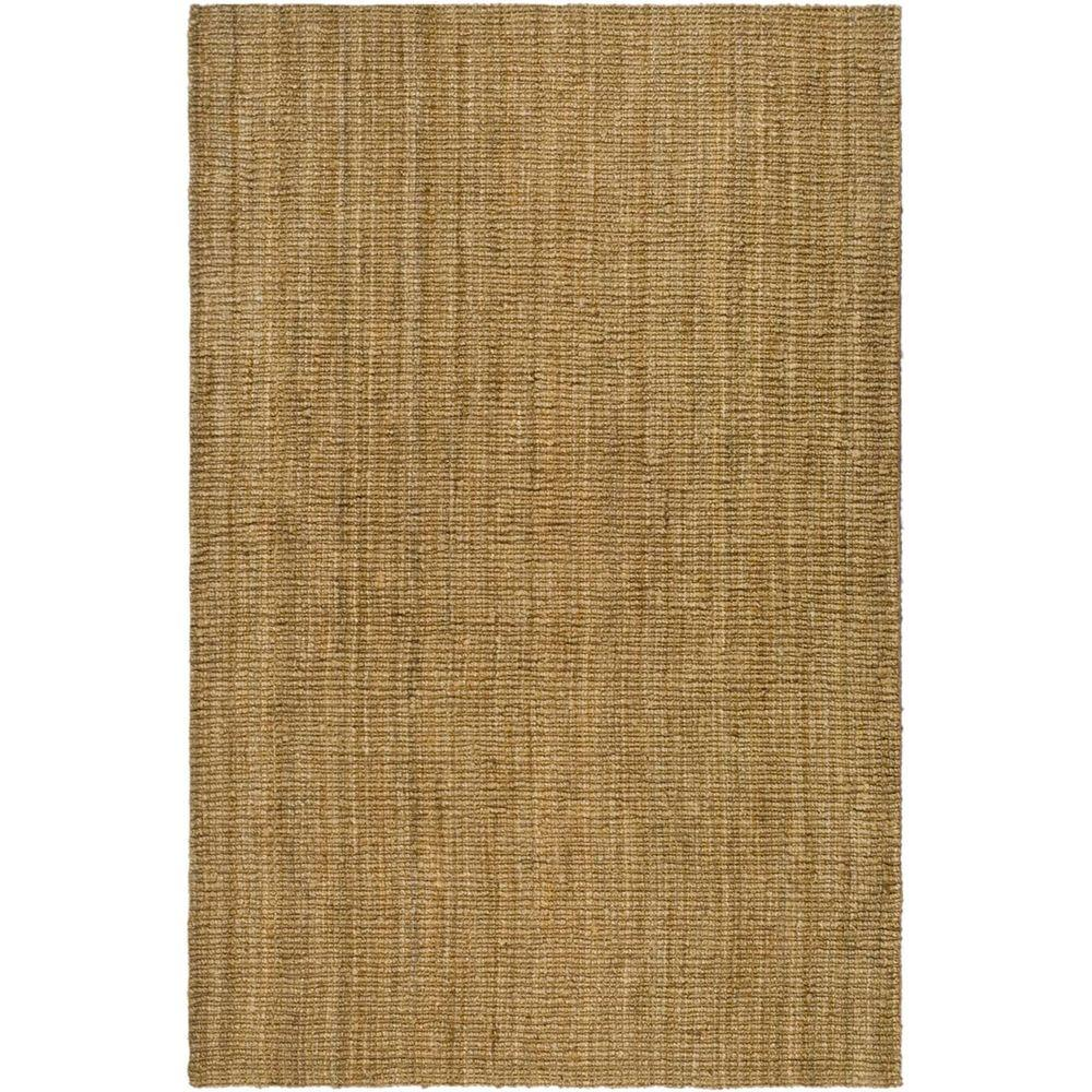 Safavieh Natural Fiber Beige 8 Ft X 10 Ft Area Rug Nf447a 810