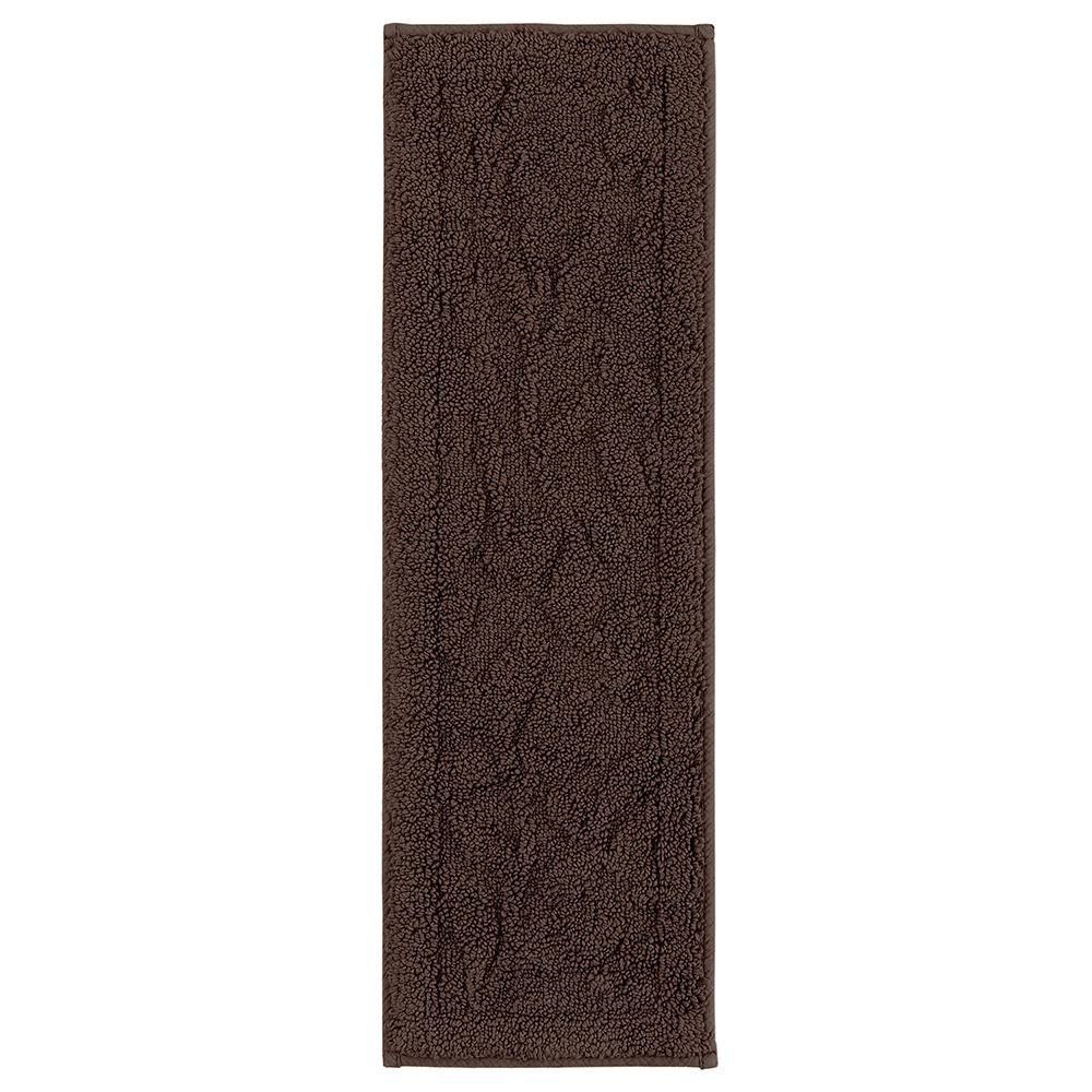 Mohawk Home Foliage Chocolate 3 ft. x 5 ft. Rectangle Indoor Area Rug