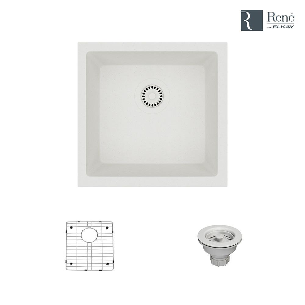 granite single basin sink granitequartz composite kit kitchen sinks kitchen the