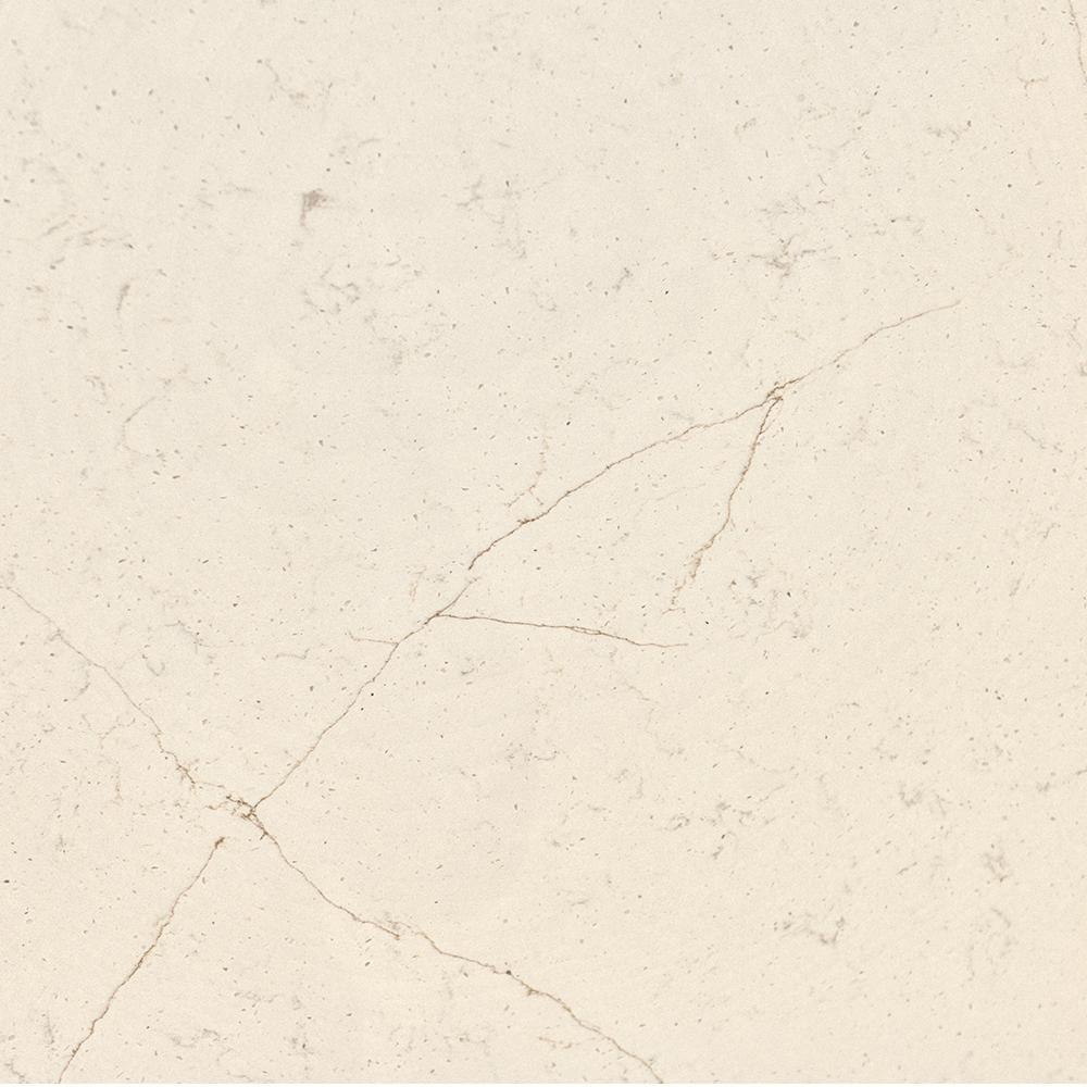 Silestone 2 in. x 4 in. Quartz Countertop Sample in Eternal Marfil