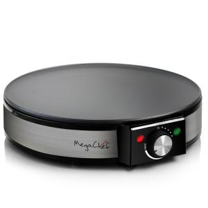 113 sq. in. Stainless Steel Electric Griddle