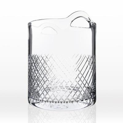 Bourbon Street Clear Champagne Ice Bucket