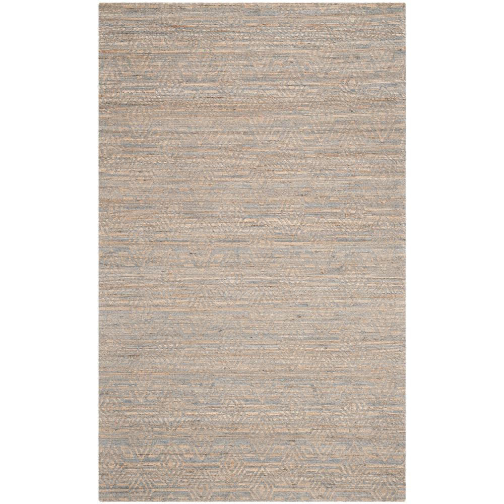 Cape Cod Gray/Sand 5 ft. x 8 ft. Area Rug