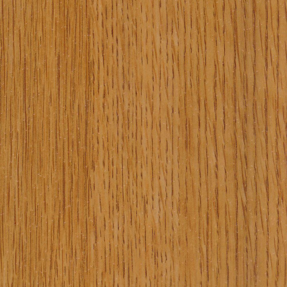 TopTile Astro Birch Woodgrain Ceiling and Wall Plank - 5 in. x 7.75 in. Take Home Sample