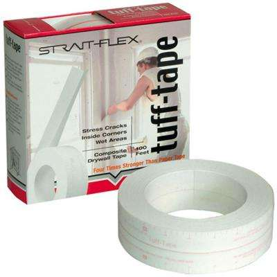 2 in. x 50 ft. Tuff-Tape Composite Drywall Joint Tape TT-50-S