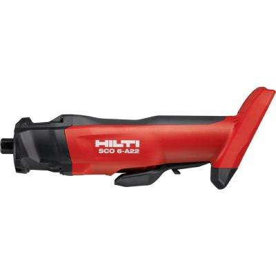 22-Volt Lithium-Ion Cordless SCO 6 Cut-Out Tool Body
