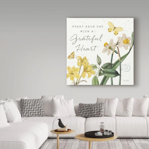 24 x 24 Sunny Day V Poster Print by Katie Pertiet