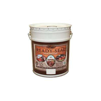 5 gal. Clear Exterior Wood Stain and Sealer