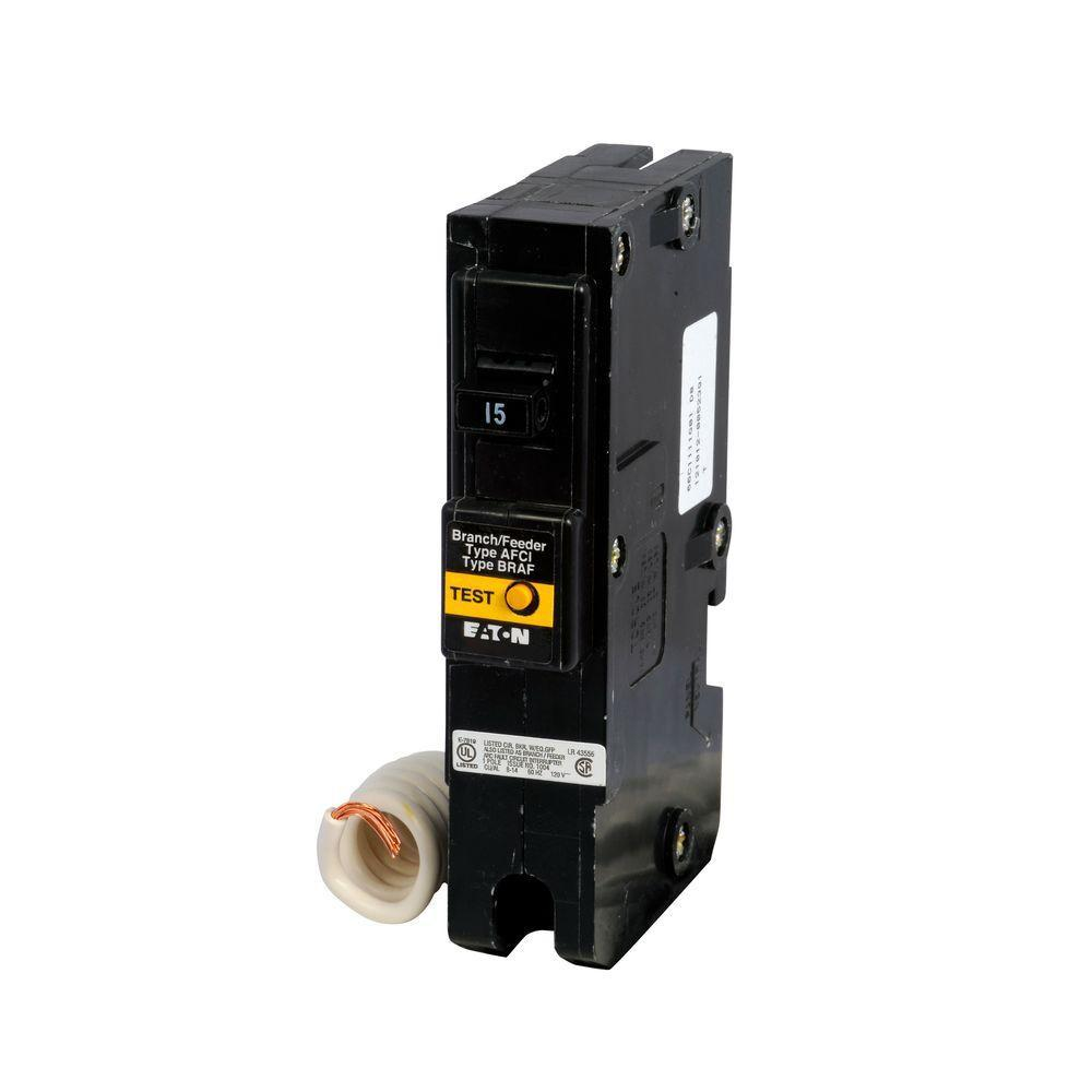 Afci Fact Sheet The Is An Arc Fault Circuit Interrupter Breakers Power Distribution 15 Amp Single Pole Fireguard Type Br Breaker