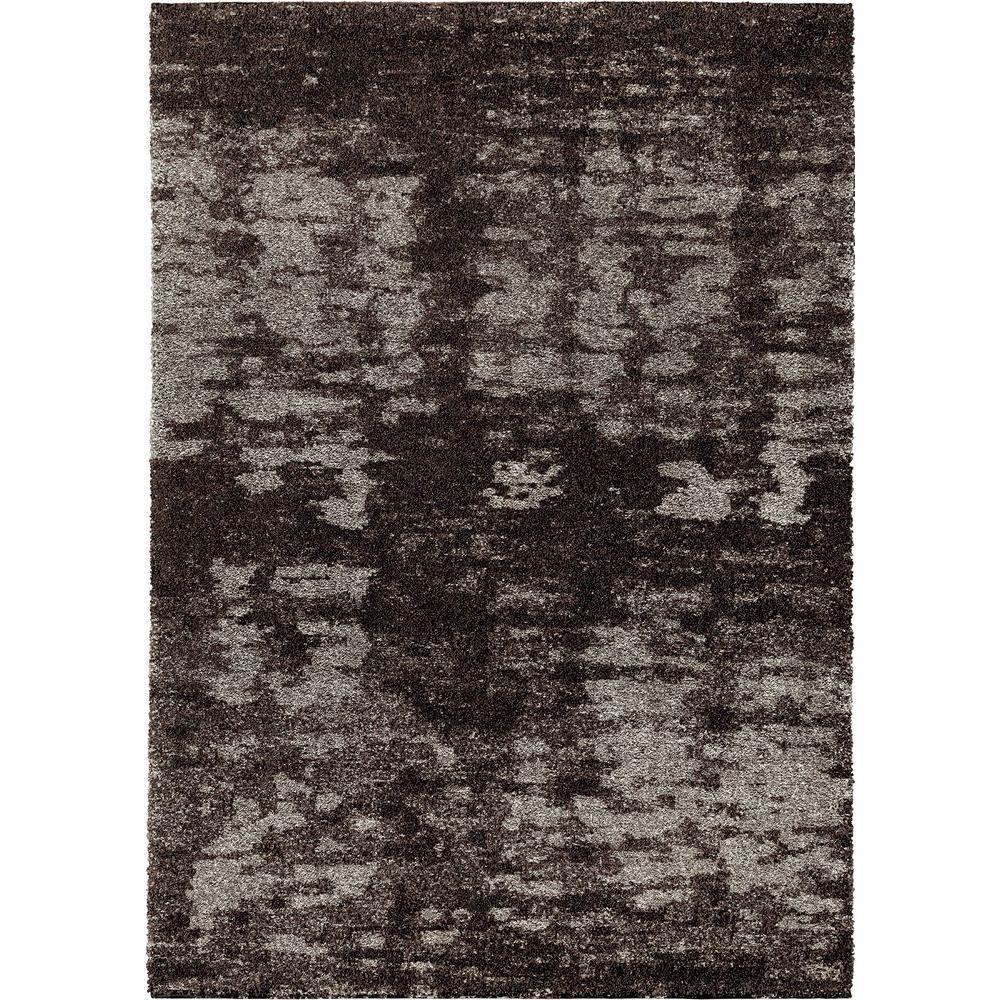 null Raimy Black 7 ft. 10 in. x 10 ft. 10 in. Indoor Area Rug