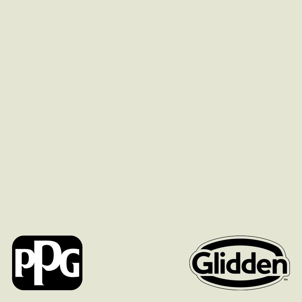 Glidden Premium 1 Qt Ppg1115 2 Sage Splash Flat Exterior Paint Ppg1115 2px 04f The Home Depot