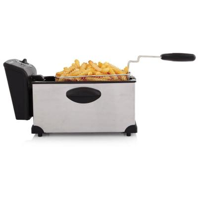 Continental-Professional 3 l Series Stainless Steel Deep Fryer