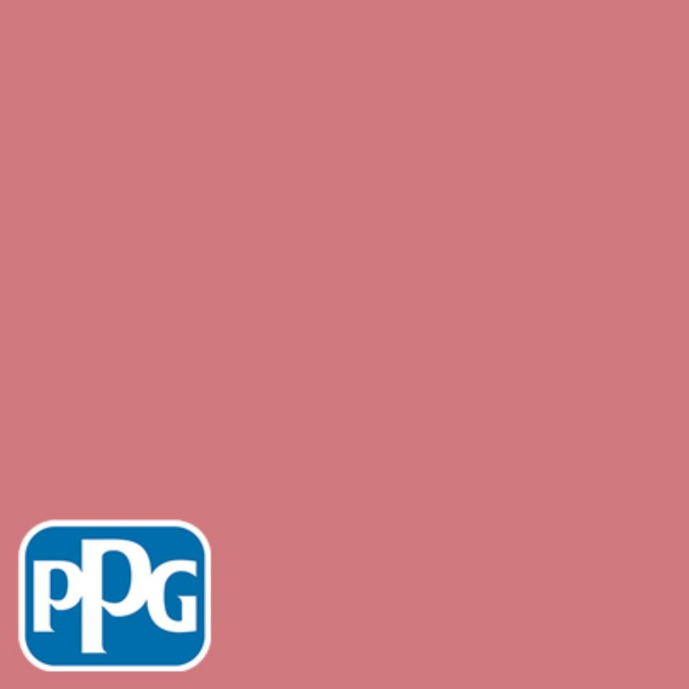 PPG TIMELESS 8 oz. #HDPPGR33 Lipstick Flat Interior/Exterior Paint Sample