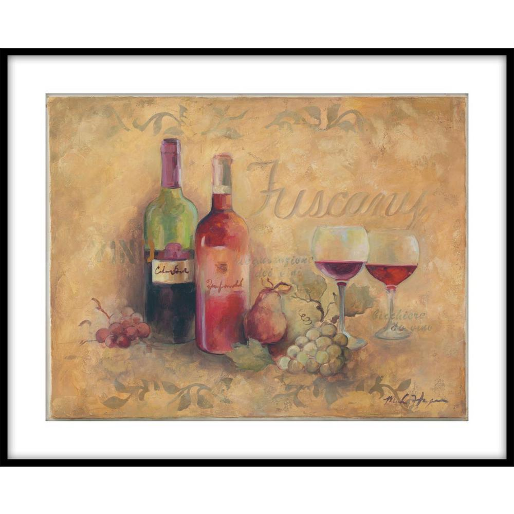 Tuscany Framed Wall Art