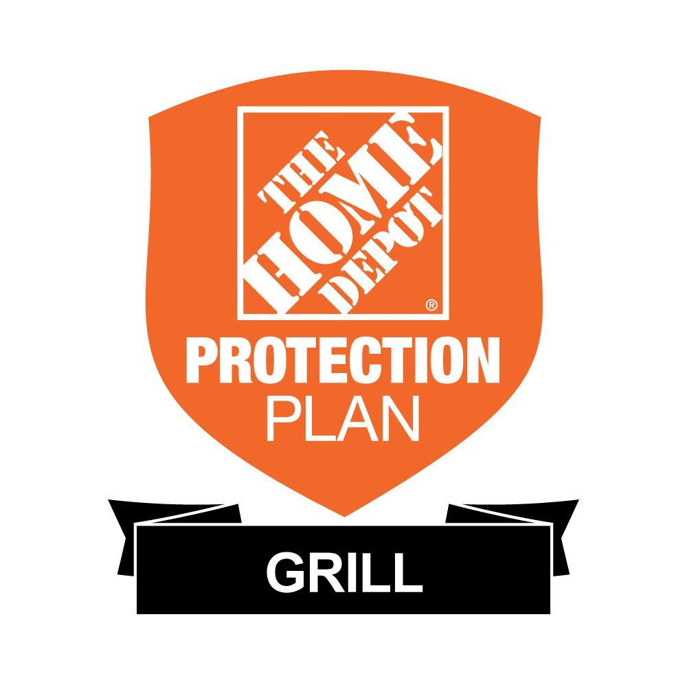 The Home Depot 2-Year Protection Plan for Grills ($250-$299.99)