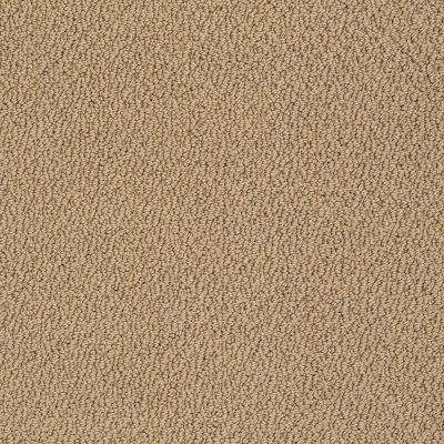 Carpet Sample - Out of Sight III - Color Honey Pot Texture 8 in. x 8 in.