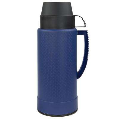 33.81 oz. Blue Travel Mug