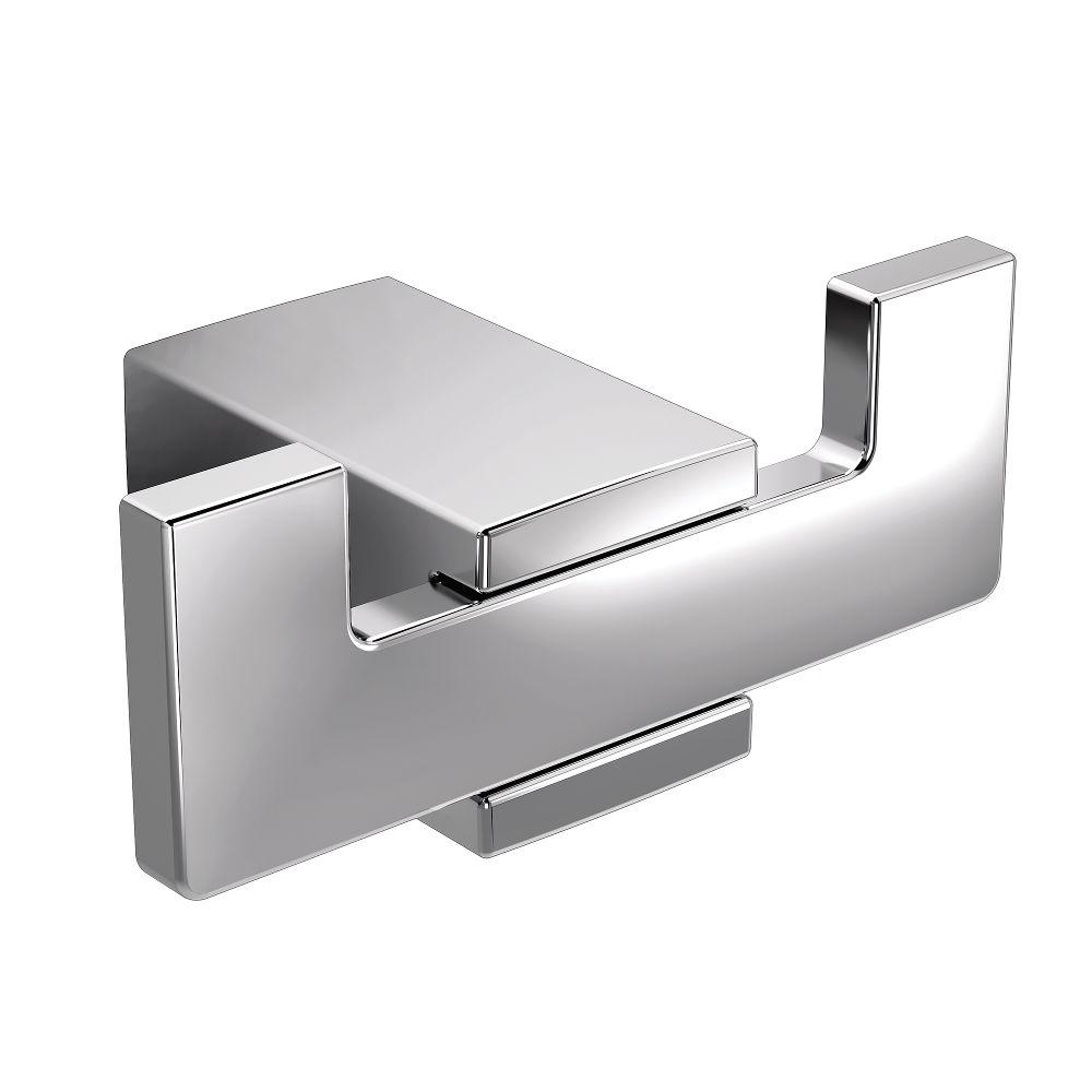Exceptionnel This Review Is From:Kyvos Double Robe Hook In Chrome