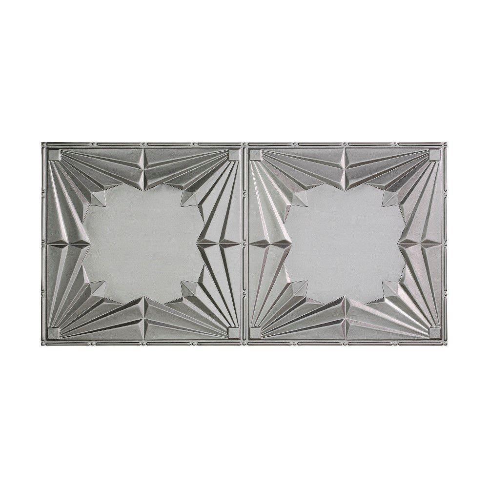 Art Deco - 2 ft. x 4 ft. Glue-up Ceiling Tile