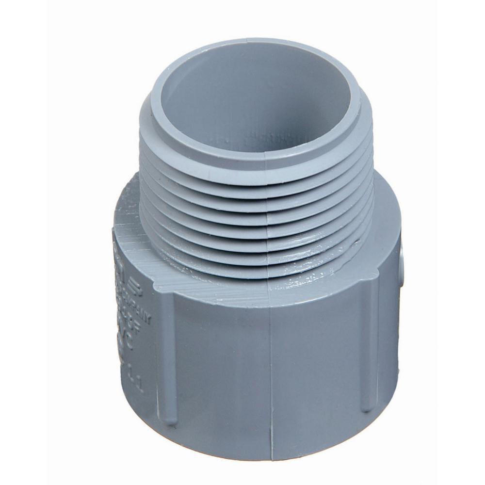 1-1/2 in. Non-Metallic Terminal Adapter (Case of 16)