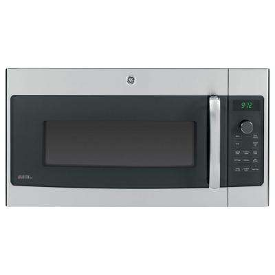 Advantium 1.7 cu. ft. Over the Range Microwave in Stainless Steel with Speedcook