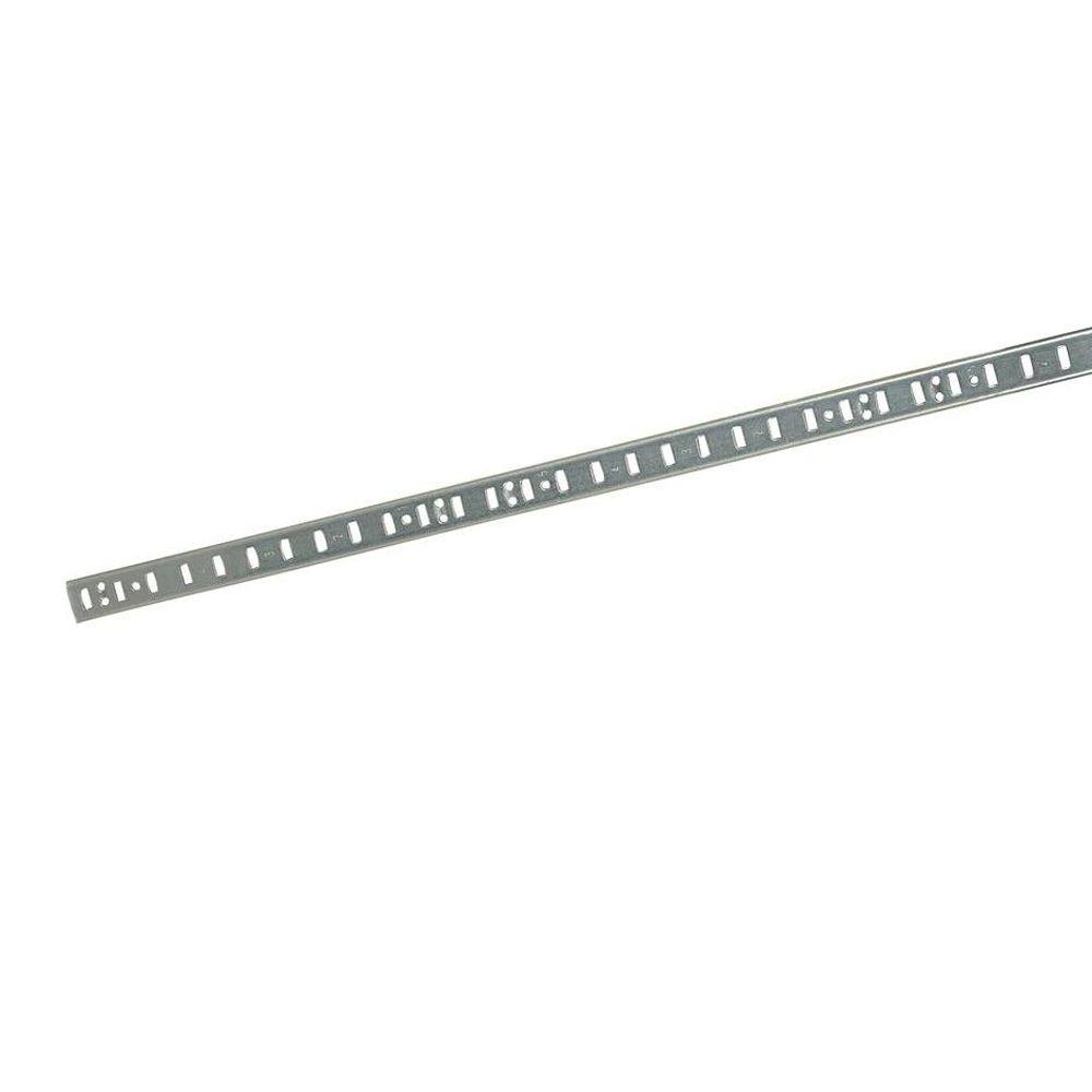 Rubbermaid E5 72 in. Zinc Upright for Wood or Wire Shelving ...