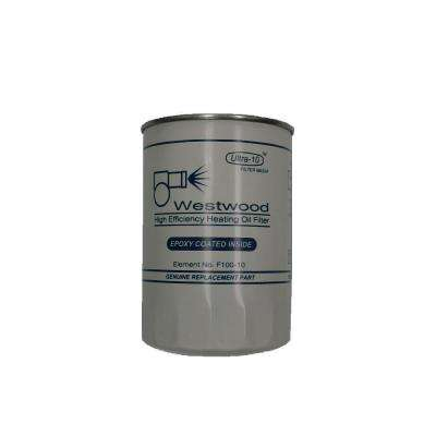 Replacement Filter for F-100 Fuel Oil Filtration System