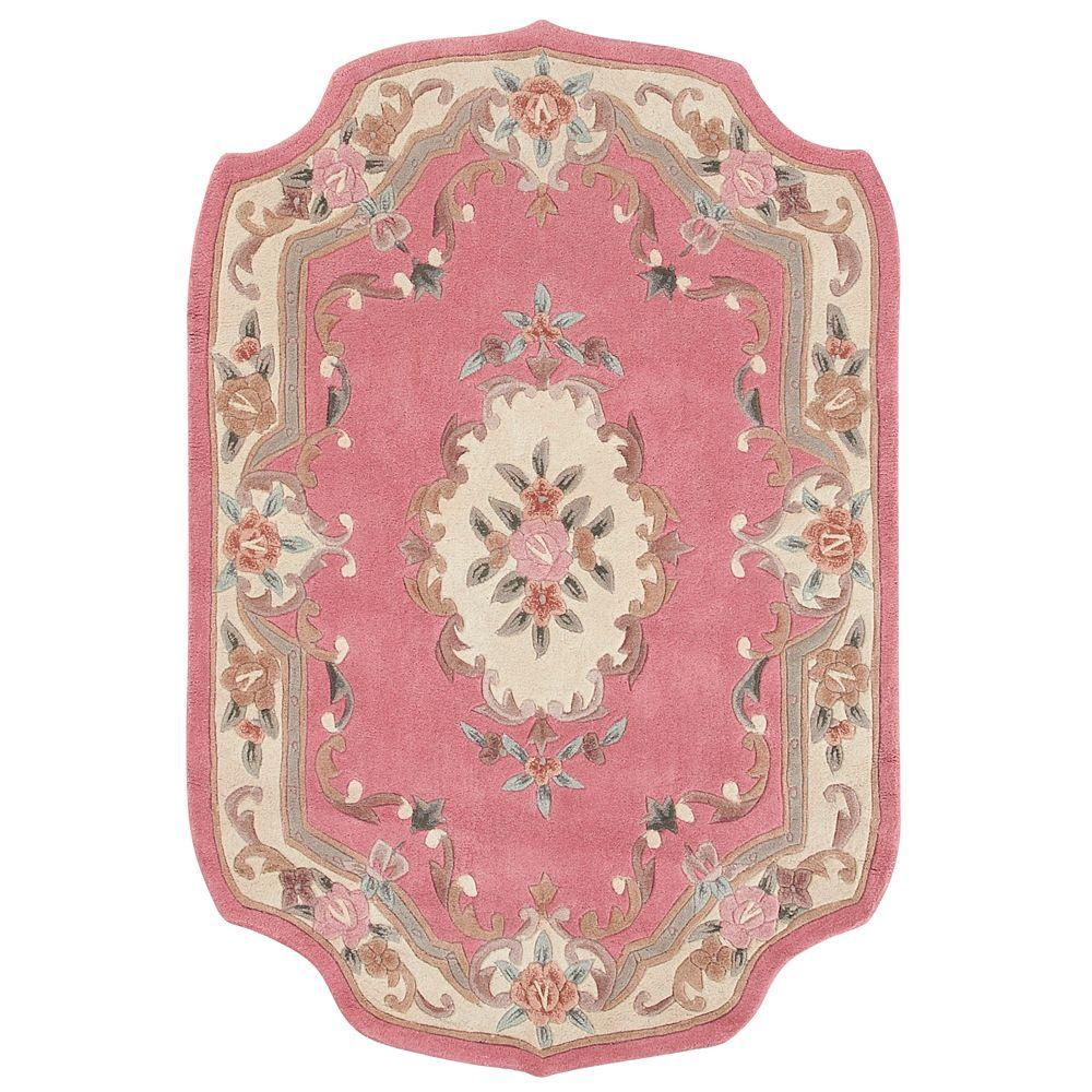 Home Decorators Collection Imperial Rose 4 Ft X 6 Shape Area Rug