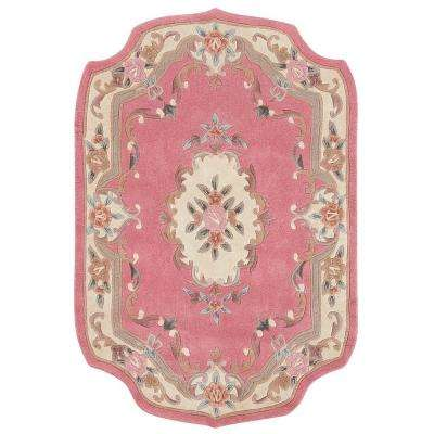 Imperial Rose 4 ft. x 6 ft. Specialty Area Rug