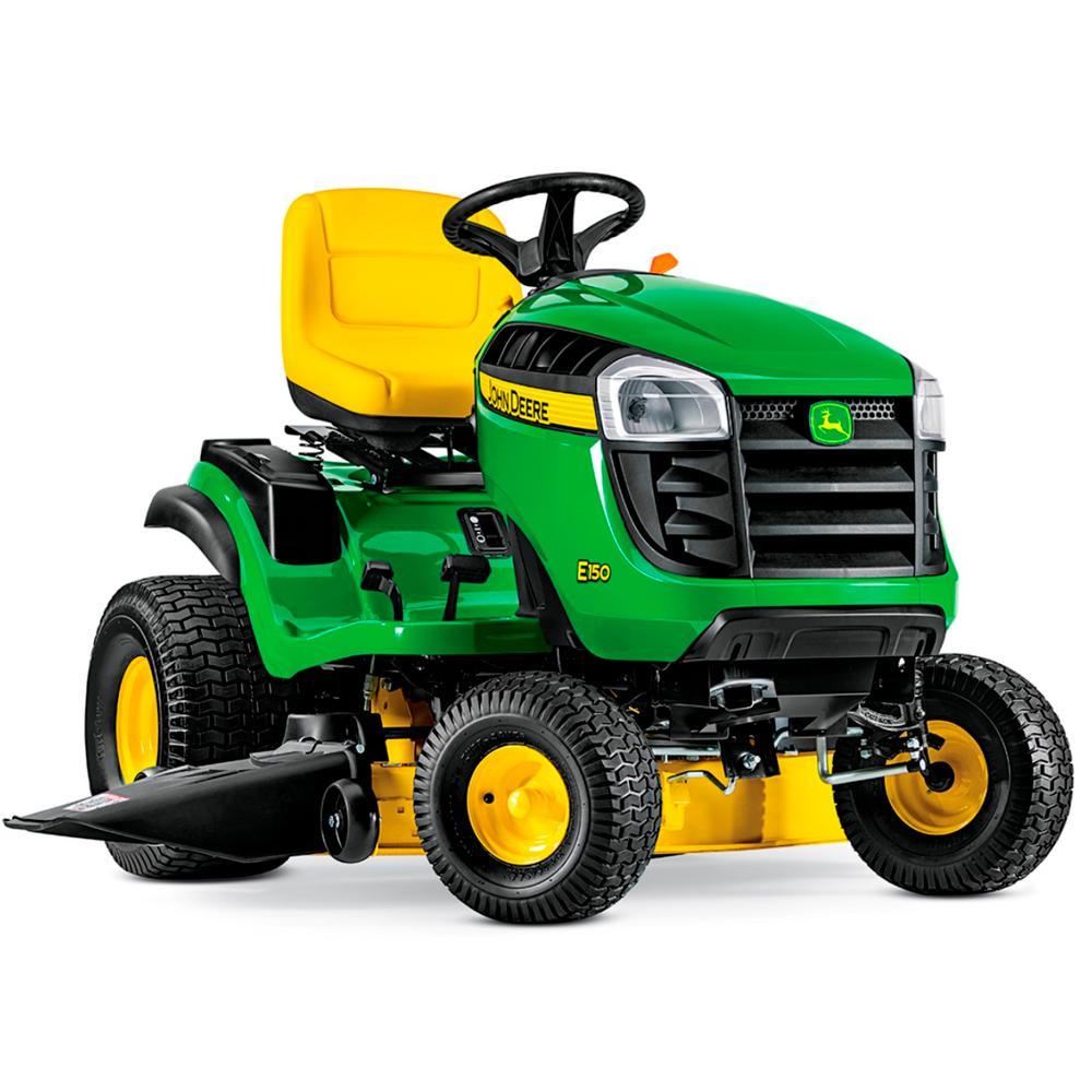 E150 48 in. 22 HP V-Twin Gas Hydrostatic Lawn Tractor -California Compliant