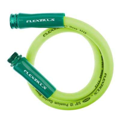 5/8 in. x 5 ft. Garden Lead-In Hose with 3/4 in. GHT Ends