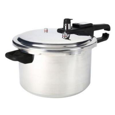 9 Qt. Stovetop Pressure Cookers in Aluminum