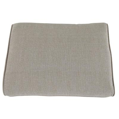 Beacon Park Toffee Replacement Outdoor Ottoman Cushion