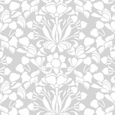 Nomad Collection Sanpdragon in Pencil Removable and Repositionable Wallpaper