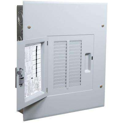 PowerMark Gold 125 Amp 14-Space 22-Circuit Indoor Main Lug Circuit Breaker Panel